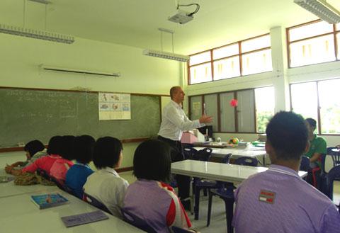 UniTEFL Class Session