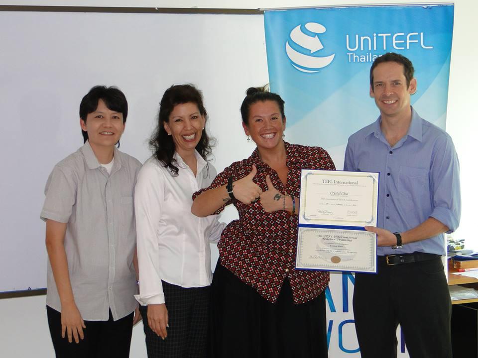 UniTEFL Staff